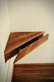 Wood Corner Desk Diy by How To Make Floating Corner Shelves Tutorial 4men1lady Com Diy