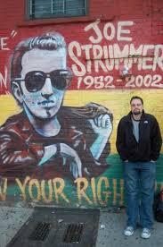 joe strummer the mescaleros metro chicago wxrt