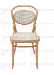 Thonet Bentwood Chair Cane Seat by Michael Thonet 120 Era Chair With Cane Seat