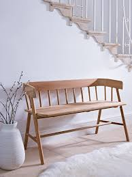 Bench Beautifully Handcrafted From Reclaimed Teak Wood