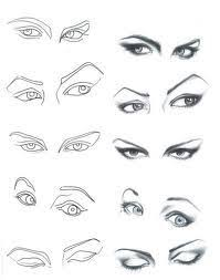 Enjoy A Collection Of References For Character Design Eyes Anatomy The Contains Illustrations Sketches Model Sheets And Tutorials This