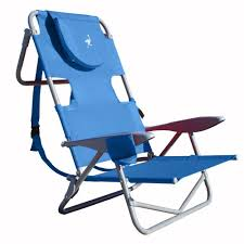 Kelsyus Canopy Chair Recall by Ostrich On Your Back Patio Chair Oyb 1003b Blue The Home Depot