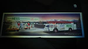 HESS 1989 Toy Tanker Truck, NEW - $19.99 | PicClick 1989 Hess Toy Fire Truck Bank Dual Sound Siren 1500 Pclick Hess Collection Collectors Weekly Fire Truck 1794586572 Toy Tanker New 1999 Amazoncom With Toys Games Brand In Box Never Touched 1395 Custom Hot Wheels Diecast Cars And Trucks Gas Station Hobbies Vans Find Products Online At Christurch Transport Board Wikipedia Monster Truck Uncyclopedia Fandom Powered By Wikia The Best July 2017 Eastern Iowa Farm Colctables Olo 2