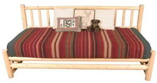log beds archives woodland creek s log furniture place