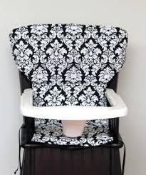 Eddie Bauer Wood High Chair Cover by Eddie Bauer Wood High Chair Pad Replacement Cover Baby