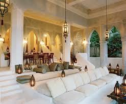 canapé style ée 50 le salon marocain de mille et une nuits en 50 photos
