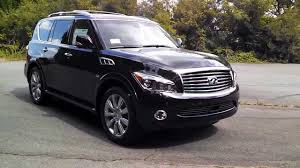 2014 Infiniti QX80 SUV - Modern Infiniti Of Greensboro - YouTube Infiniti Qx80 Wikipedia 2014 For Sale At Alta Woodbridge Amazing Auto Review 2015 Qx70 Looks Better Than It Rides Chicago Q50 37 Awd Premium Four Seasons Wrapup 42015 Qx60 Hybrid Review Kids Carseats Safety Part Whatisnewtoday365 Truck Images 4wd 4dr City Oh North Coast Mall Of Akron 2019 Finiti Suv Specs And Pricing Usa Used Nissan Frontier Sl 4d Crew Cab In Portland P7172a Preowned Titan Sv Baton Rouge I5499d First Test
