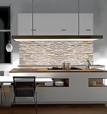 küchenrückwand steinwand sp230 acrylglas spritzschutz küche
