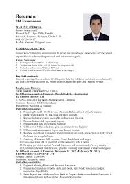 Perfect Resume Of Hrm Ojt Images Entry Level Templates