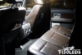 2009 - 2014 F150 Front Interior LED Lights - F150LEDs.com