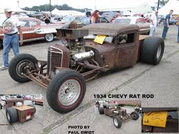 100 1934 Chevy Truck Rat Rod Iola Old Car Show 2014 Iola WI Cars And S