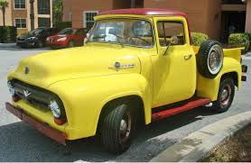 1956 Ford F-100 - ClassicCars.com Journal