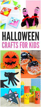 Lots Of Great Halloween Crafts For Kids From Simple Ideas Toddlers And Preschoolers To