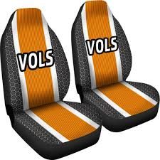 100 Truck Seat Covers Univ Of Tennessee Vols Inspired Sports Stripe Auto SUV