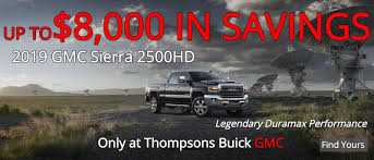 Thompsons Buick GMC | Family-Owned Sacramento Buick GMC Dealer About Jim Thompson Chrysler New And Used Dodge Jeep 99969 Thunder Tiger From Mosshobby Showroom Panda Class 8 Sales In August Notch The Most This Year Transport Topics Author Karen Thompsons Book Truck Parts Are Us Is A Fond Buick Gmc Springfield Mo Nixa Aurora Ozark Repair Directory Dealership Serving Mb Dealer Ford Our People Nova Centresnova Centres Agriculture Equipment Service Ray Ban 8302 41 30 72 93 Shabooms Ronnie Vehicles For Sale Ellijay Ga 30540