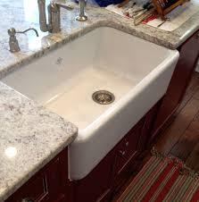 sinks awesome 33 inch farmhouse sink white 33 inch farmhouse
