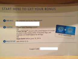 Three Chase Savings & Checking Coupons: $500, $300 & $200 Roundup Of Bank Bonuses 750 At Huntington 200 From Chase Total Checking Coupon Code 100 And Account Review Expired Targeting Some Ink Cardholders With 300 Brighton Park Community Bonus 300 Promotion Palisades Credit Union Referral 50 New Is It A Trap Offering Just To Open Checking Promo Codes 350 500 625 Business Get With 600 And Savings Accounts Handcurated List The Best Sign Up In 2019 Promotions Virginia