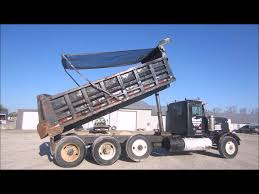 100 Peterbilt Tri Axle Dump Trucks For Sale 1979 359 Dump Truck For Sale Sold At Auction April 24