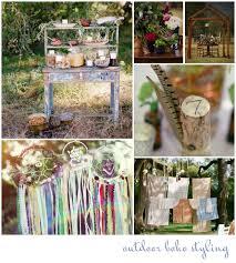 Create Style A Bohemian Wedding Advice