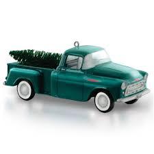 100 1957 Truck Amazoncom Hallmark QX9019 Chevrolet 3100 Ornament Toys