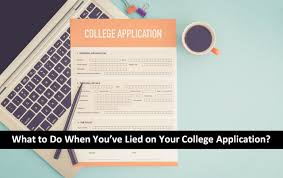 What To Do When You've Lied On Your College Application ... Should You Fess Up To Your Boss Or Hr If Lied On The Top 5 Reasons You Cant Lie On Your Resume Talentegg Catching Lies In The Hiring Process What Happens When Palmer Group Dont Lie Cv Untrue Credentials Can Land A Can Get Away With Lying Ulearning Inglish Resume 3 Ways Proceed When Lied Wikihow Steve Blank