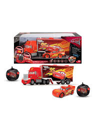 100 Lightning Mcqueen Truck Shop Disney Cars Remote Control Cars 3 Turbo Mack Online In