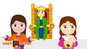 Solomon The Wise I Stories Of Animated Childrens Bible