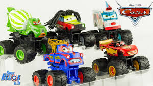 Monster Truck Mater Cars Toon Mater Tall Tales