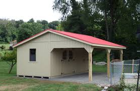 10x20 Metal Storage Shed by Home Hillside Structures