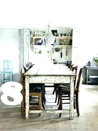 Dining Room Tables Sets Modest Decoration Cozy Ideas Fabulous Rustic Chic Inspiration Houzz Table Size Surprising