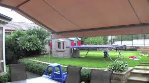 Luxaflex SunRain Folding Arm Awning In Heavy Rain - YouTube Awning Window Winder Bunnings Order Aul S Luxaflex Shades Blinds Curtains Hawthorn Metal Louvre Awnings Evo Shutters In 14 Best Images On Pinterest Images On Best Colorbond Luxaflex N Fabric Colourplus Nz System 2000 Sunrain Youtube Inspiration Gallery And