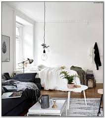 100 Scandinavian Apartments 10 Small One Room Featuring A Dcor Attic