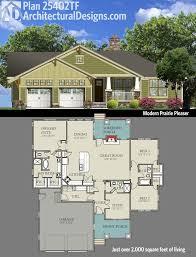 Decorative One Floor Homes by Best 25 Prairie Style Houses Ideas On Prairie Style