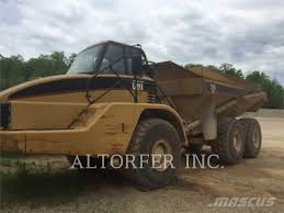 100 Used Trucks For Sale In Springfield Il Caterpillar 735 For Sale IL Price 99000 Year 2005