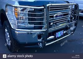 100 Truck Grill Guard Stock Photo 311331370 Alamy