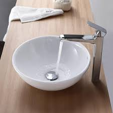 Bathroom Sink Taps Home Depot by Ideas Impressive Vessel Sinks Home Depot For Kitchen And Bathroom