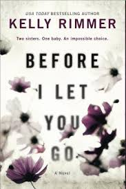 BOOK REVIEW Before I Let You Go By Kelly Rimmer