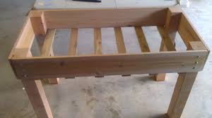 Woodworking Plans Projects 2012 11 Pdf by Ana White Counter Height Garden Boxes By Janet Fox Diy Projects