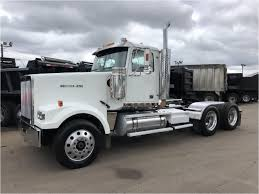 100 Heavy Duty Truck Auction 2008 WESTERN STAR 4900FA Day Cab For Sale Or Lease