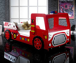 Artisan | Red Fire Engine Bed Frame | Bedsdirectuk.net Lovely Collection Of Toddler Firetruck Bed 6118 Toddler Bedroom Ideas Amazoncom Kidkraft Fire Truck Toys Games Amart Fniture The Freddy Single Is Loft Bedbirthday Present Youtube Eflyg Beds Best Homelegance B20281 With Tent Metal Rescuer Twin Kids And Youth Fire Truck Bed Kiddos Pinterest Trucks Plastic Red Fun Engine One Twin Bunk Bright B20231 Plastiko Car Wayfair