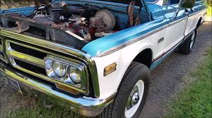 1972 GMC Truck For Sale - YouTube