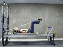 Pelvic Floor Relaxation Exercises Youtube by Advanced Workout On The Pilates Reformer Youtube Pilates