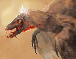 But Feathered Dinosaurs Arent Scary Id Really Like To Know