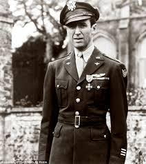 Second Most Decorated Soldier Of All Time by Jimmy Stewart Suffered Such Extreme Ptsd After He Lost 130 Of His