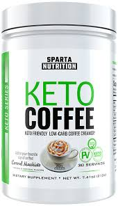 Sparta Nutrition Keto Coffee
