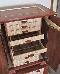 Handmade Wooden Jewelry Box With Lots Of Storage | Box Inspiration ... Custom Made Wardrobes Are The Perfect Gateways To Making Most Armoire Jewelry Cabinet Box Storage Chest Stand Organizer Necklace Custom Jewelry Armoire Fine Made Boxes Cases In Rochester Ny Jack Greco Rustic Pine Abolishrmcom Curly Sugar Maple Best 25 Ideas On Pinterest Cabinet Hand Sleek Modern Black And Burl By Heller Arts And Crafts Beautiful Crafty Ikea Ethan Allen American Impressions Solid Cherry Miniature Collectors Ed Jorgsen Towers Armoires Custmadecom