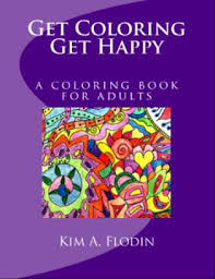Support Kim Flodin Creating Coloring Books For Adults