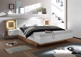 details zu schlafzimmer komplett set 4 tlg xl bett 180 kleiderschrank weiß wildeiche