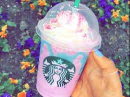 The Fabled Starbucks Unicorn Frappuccino Its Like Watered Down Cotton