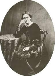 Clara Schumann 1857 Photographie Von Franz Hanfstaengl